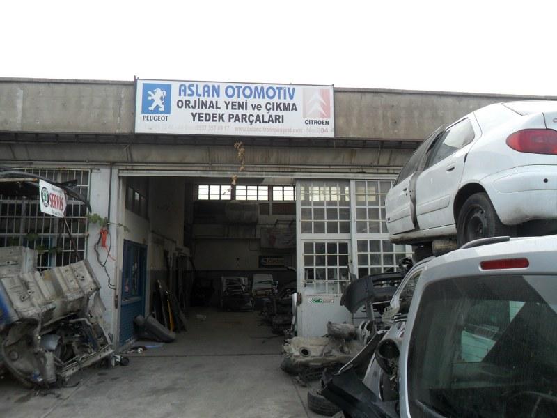 ASLANOTOMOTİV TEPE MOTOR BEYİNLERİ